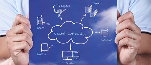Cloud Computing is now